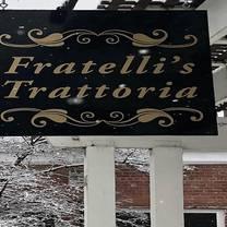photo of fratelli's trattoria restaurant