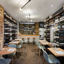 photo of humble grape liverpool street restaurant