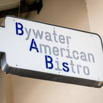 photo of bywater american bistro restaurant