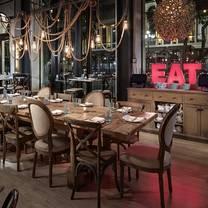 photo of searsucker downtown san diego restaurant