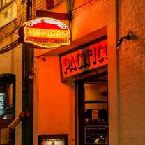 photo of cafe pacifico restaurant