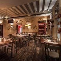 photo of osteria baiocco restaurant