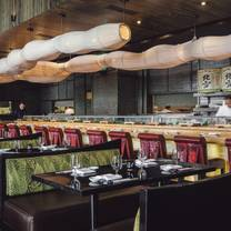foto de restaurante nobu -  arcos bosques