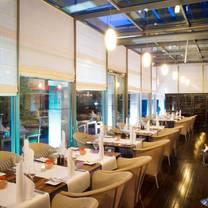 photo of restaurant signatures veranda im intercontinental frankfurt restaurant