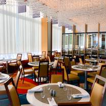 photo of bijou resto – bar at the montreal airport marriott in-terminal restaurant
