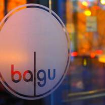 photo of bagu sushi & thai restaurant