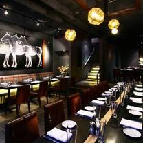 photo of moonshine - modern supper club restaurant