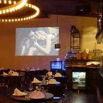 photo of cinema paradiso restaurant