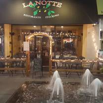 photo of la notte ristorante italiano - oak park restaurant