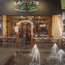 foto von la notte ristorante italiano - oak park restaurant