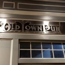 photo of old town pub restaurant