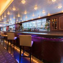 photo of the bar at amba hotel marble arch restaurant
