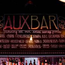 photo of aux bar restaurant