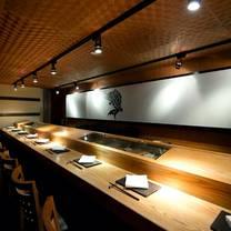 photo of sushi azabu restaurant