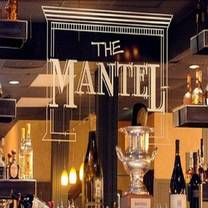 photo of the mantel wine bar and bistro restaurant