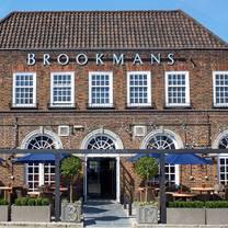 photo of brookmans restaurant