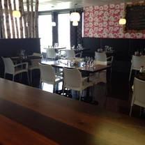 photo of osé sushi restaurant