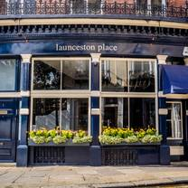 photo of launceston place restaurant