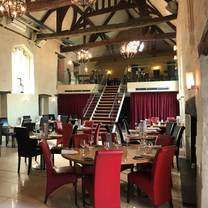 photo of the church restaurant restaurant