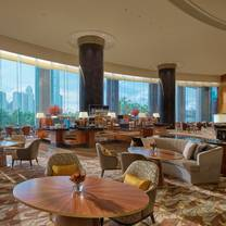 photo of tiffin - grand hyatt hong kong restaurant