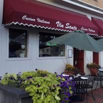 photo of vin santo- wisconsin restaurant