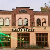 photo of firehouse grill restaurant