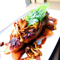 photo of zane + wylie's seattle steakhouse restaurant