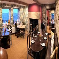 photo of the rams head inn restaurant