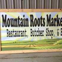 photo of mountain roots market farm to table restaurant restaurant