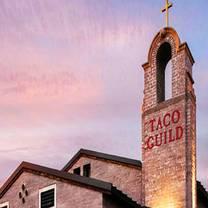photo of taco guild gastropub restaurant
