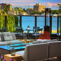 photo of lure restaurant & bar - delta victoria ocean pointe restaurant