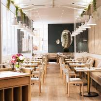 photo of colette grand cafe at holt renfrew yorkdale restaurant