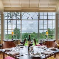 photo of makeney hall hotel restaurant