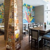 photo of caña restaurant and lounge - hyatt centric brickell miami restaurant