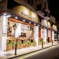 foto von el gaucho puerto banus restaurant