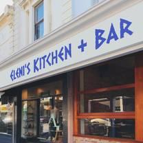 photo of eleni's kitchen + bar restaurant