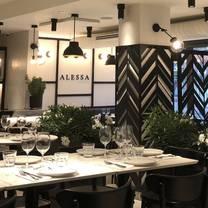 photo of alessa trattoria restaurant