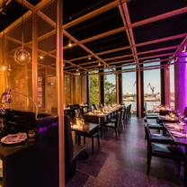 photo of restaurant waterkant im empire riverside hotel restaurant
