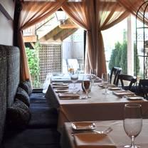 photo of détente restaurant restaurant