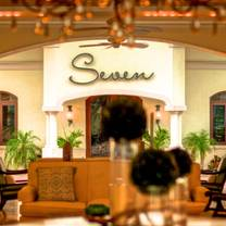 photo of seven restaurant