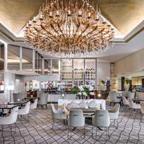 photo of the lobby lounge - the cordis auckland restaurant