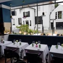 photo of chakra kensington restaurant