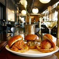photo of mimi blue meatballs and more - good food! - keystone crossings fashion mall restaurant