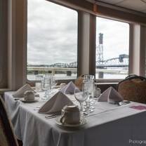 photo of sunset dinner cruise by portland spirit cruise restaurant