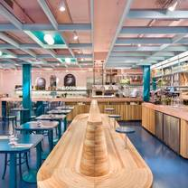 photo of the good egg soho restaurant