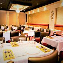 photo of taj indian fusion restaurant