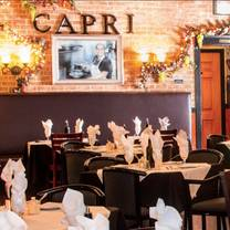 photo of capri ristorante due restaurant