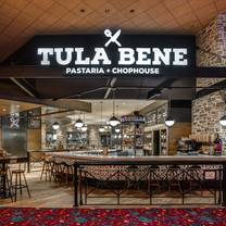 photo of tula bene at tulalip resort restaurant