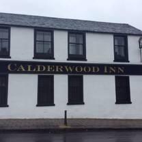 photo of the calderwood inn restaurant