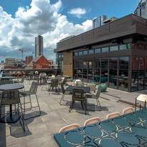 photo of the lookout sky bar at ole red restaurant